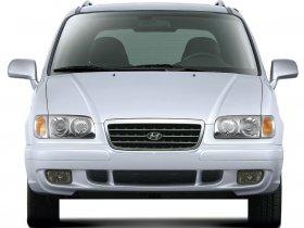 Ver foto 2 de Hyundai Trajet 1999-2005