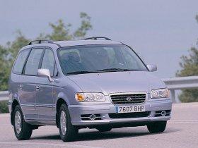 Ver foto 1 de Hyundai Trajet 1999-2005