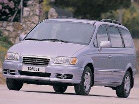Ver foto 11 de Hyundai Trajet 1999-2005