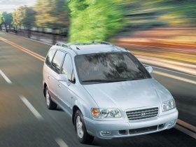 Ver foto 10 de Hyundai Trajet 1999-2005
