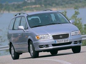 Ver foto 9 de Hyundai Trajet 1999-2005