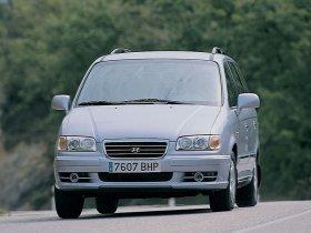 Ver foto 8 de Hyundai Trajet 1999-2005