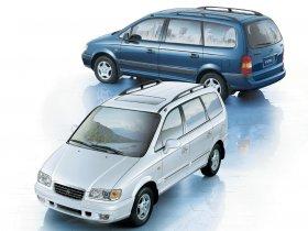 Ver foto 7 de Hyundai Trajet 1999-2005
