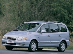 Ver foto 6 de Hyundai Trajet 1999-2005