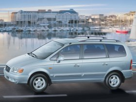 Ver foto 4 de Hyundai Trajet 1999-2005