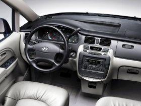 Ver foto 8 de Hyundai Trajet 2005