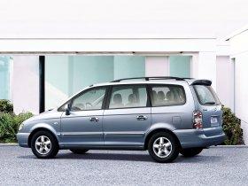 Ver foto 4 de Hyundai Trajet 2005