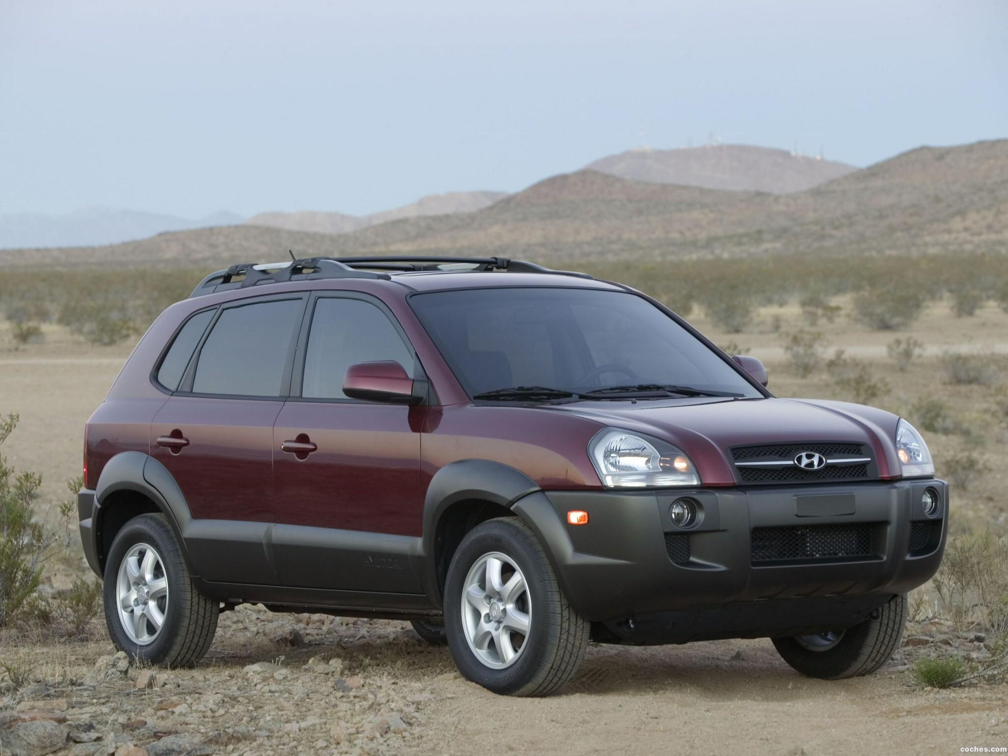 Foto 0 de Hyundai Tucson 2005