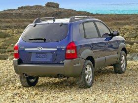 Ver foto 11 de Hyundai Tucson 2005