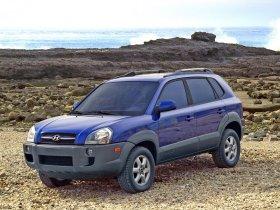 Ver foto 10 de Hyundai Tucson 2005