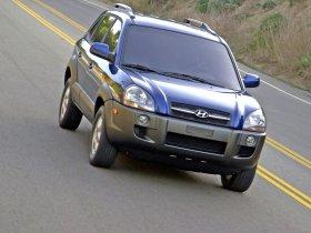Ver foto 9 de Hyundai Tucson 2005