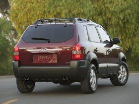 Ver foto 3 de Hyundai Tucson 2005