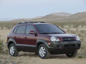 Fotos de Hyundai Tucson 2005