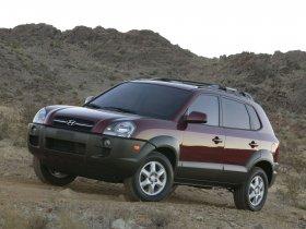 Ver foto 7 de Hyundai Tucson 2005