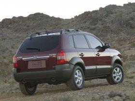 Ver foto 6 de Hyundai Tucson 2005