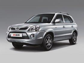 Ver foto 1 de Hyundai Tucson China 2013