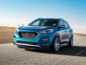 Ver foto 4 de Hyundai Tucson Sport Concept 2017