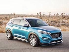 Ver foto 3 de Hyundai Tucson Sport Concept 2017