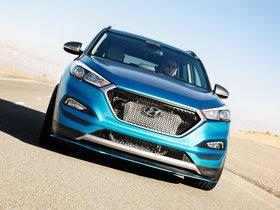 Ver foto 2 de Hyundai Tucson Sport Concept 2017
