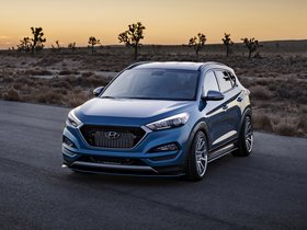Ver foto 1 de Hyundai Tucson Sport Concept 2017