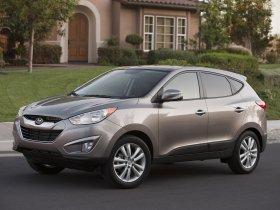 Fotos de Hyundai Tucson USA 2010