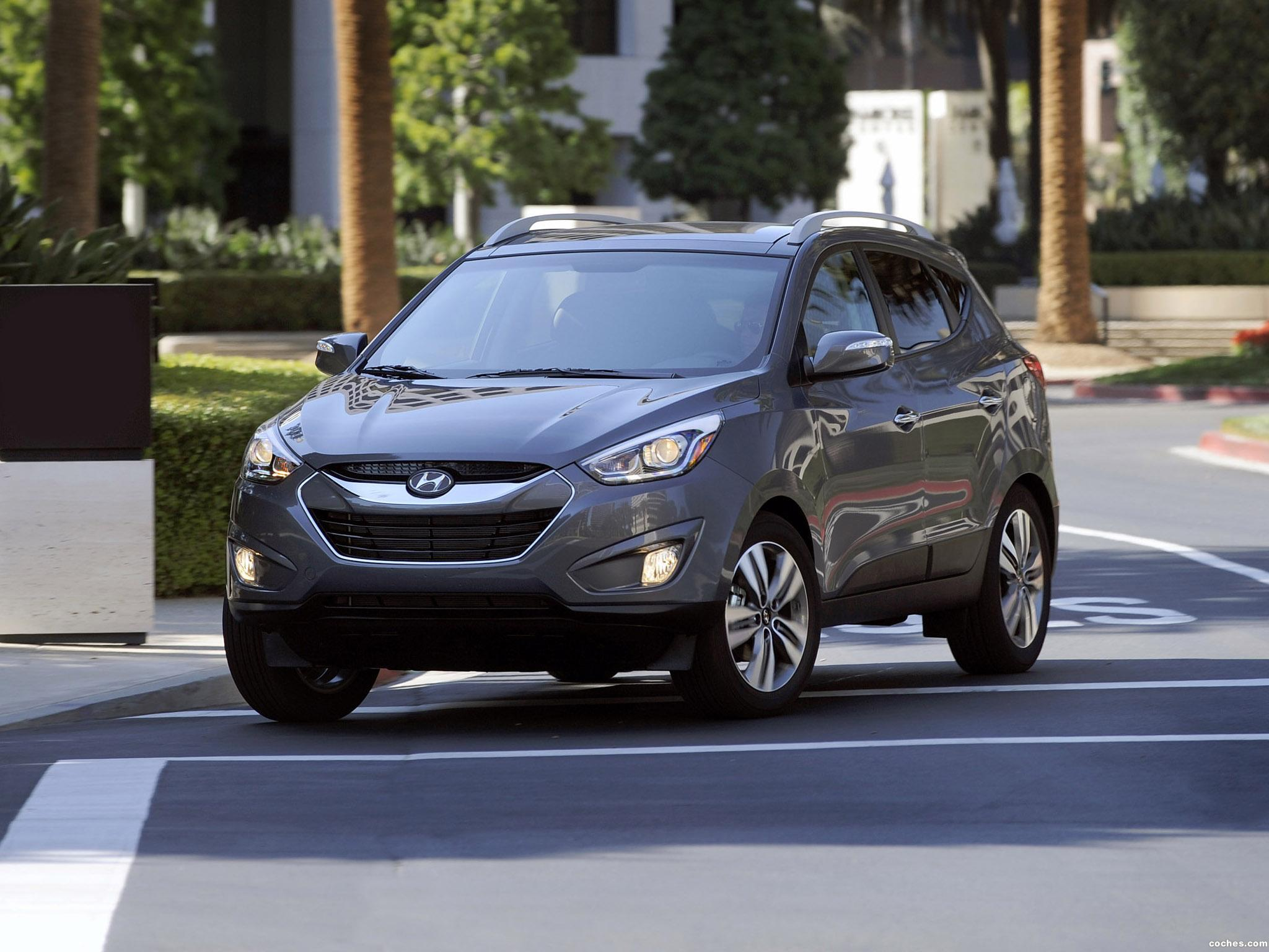 Fotos de Hyundai Tucson USA 2014