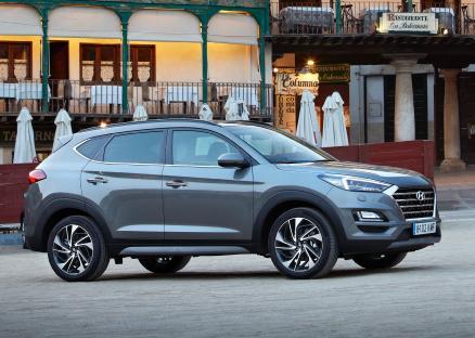 Hyundai Tucson 1.6 Gdi Be Essence 4x2