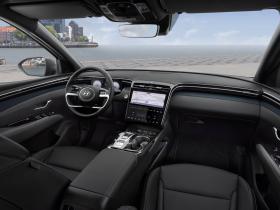 Ver foto 10 de Hyundai Tucson hybrid 2021