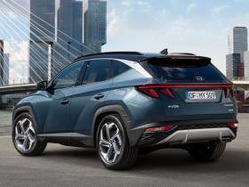 Ver foto 9 de Hyundai Tucson hybrid 2021