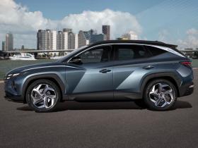 Ver foto 1 de Hyundai Tucson hybrid 2021