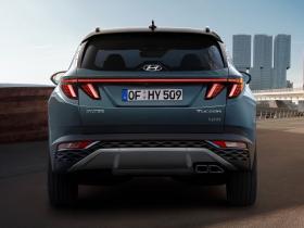 Ver foto 4 de Hyundai Tucson hybrid 2021