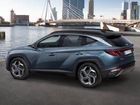 Ver foto 6 de Hyundai Tucson hybrid 2021