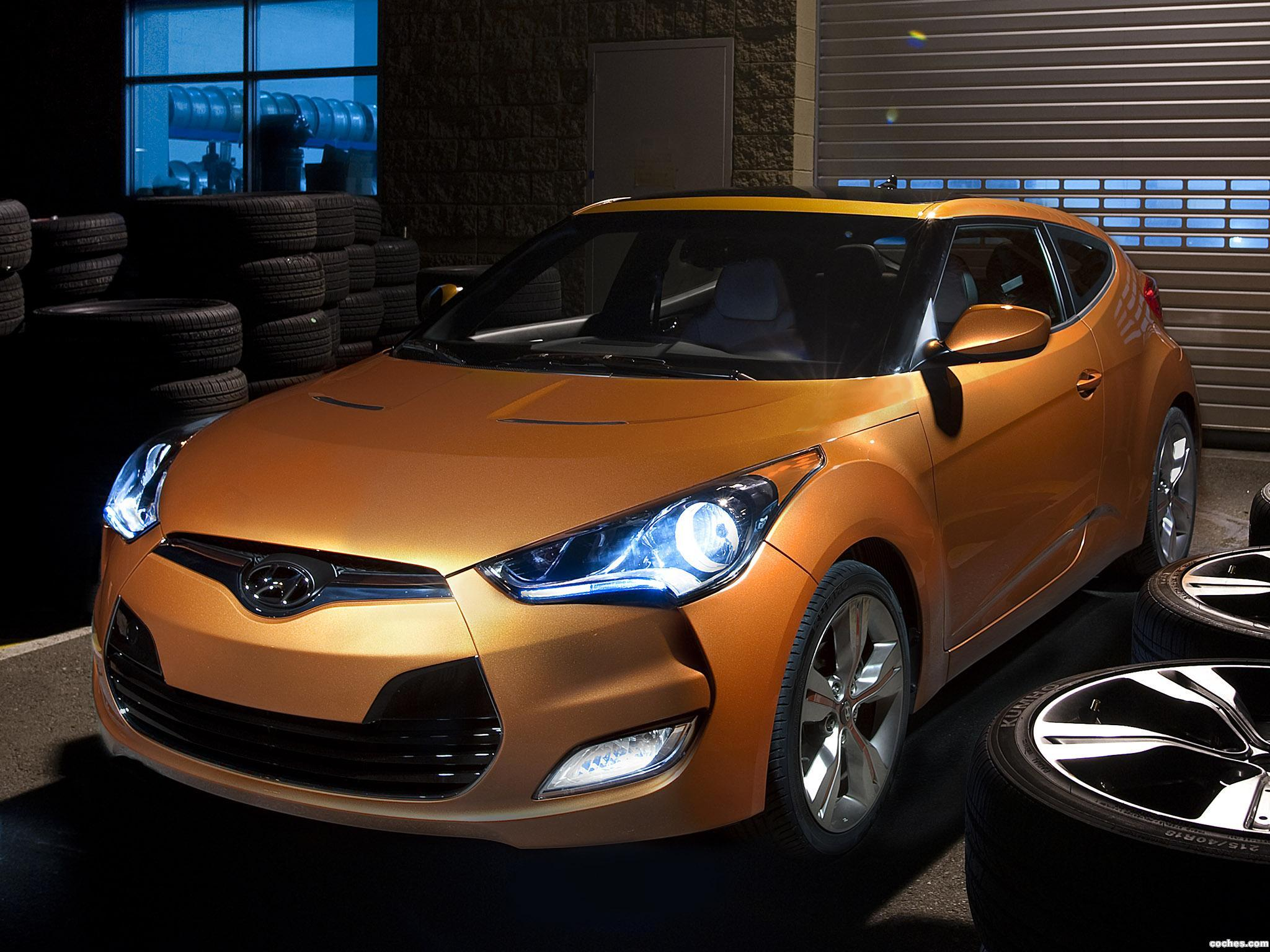 Foto 0 de Hyundai Veloster 2011