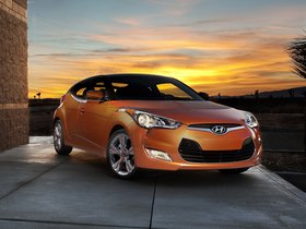 Ver foto 2 de Hyundai Veloster 2011