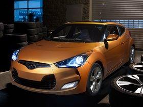 Fotos de Hyundai Veloster 2011
