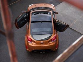 Ver foto 21 de Hyundai Veloster 2011