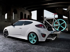 Ver foto 9 de Hyundai Veloster C3 Concept 2012