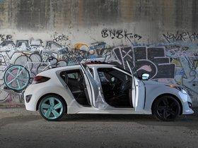 Ver foto 6 de Hyundai Veloster C3 Concept 2012