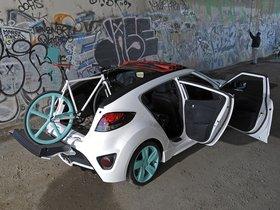 Ver foto 5 de Hyundai Veloster C3 Concept 2012