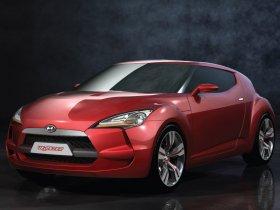 Fotos de Hyundai Veloster Concept 2007