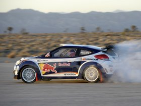 Ver foto 11 de Hyundai Veloster RMR Red Bull Rally Car 2011