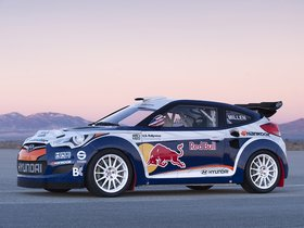 Ver foto 9 de Hyundai Veloster RMR Red Bull Rally Car 2011