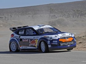 Ver foto 5 de Hyundai Veloster RMR Red Bull Rally Car 2011