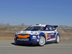 Ver foto 4 de Hyundai Veloster RMR Red Bull Rally Car 2011