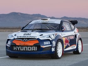 Ver foto 3 de Hyundai Veloster RMR Red Bull Rally Car 2011