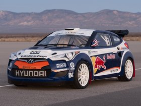 Ver foto 2 de Hyundai Veloster RMR Red Bull Rally Car 2011