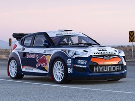 Ver foto 1 de Hyundai Veloster RMR Red Bull Rally Car 2011