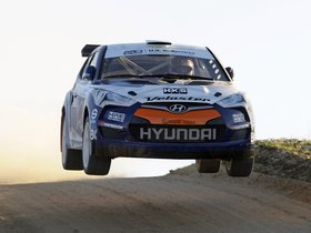 Ver foto 15 de Hyundai Veloster RMR Red Bull Rally Car 2011