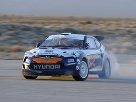 Ver foto 12 de Hyundai Veloster RMR Red Bull Rally Car 2011