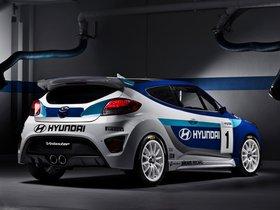 Ver foto 3 de Hyundai Veloster Race Concept 2012